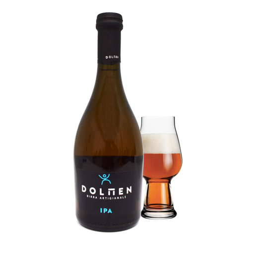 Picture of  IPA - BLOND SADINIAN BEER (ARTISANAL)  cl. 50- DOLMEN