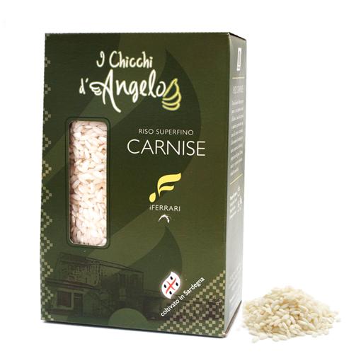 Image sur Riz filière sarde de Carnise