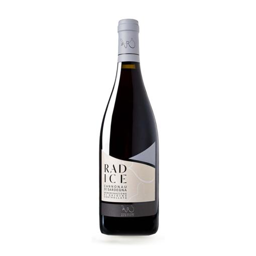 Picture of RADICE- Cannonau of  Sardinia DOC red wine cl. 75 -  VITICOLTORI DELLA  ROMANGIA