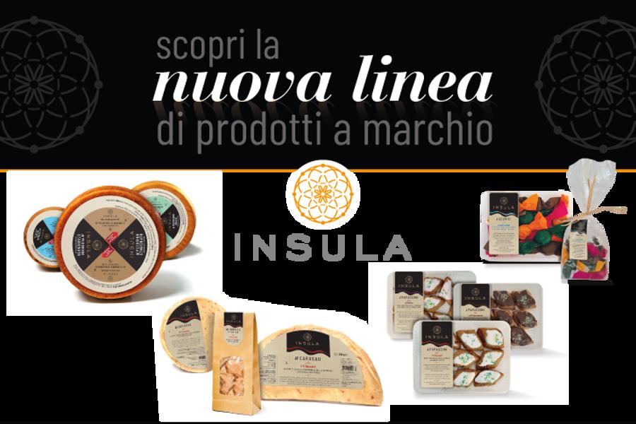 Scopri la nuova linea di prodotti a marchio INSULA