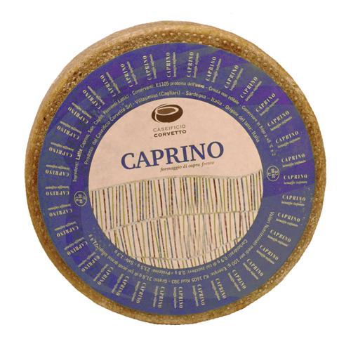 Immagine di FORMAGGIO CAPRINO FRESCO kg. 2 - CASEIFICIO CORVETTO - prezzo al kg € 16,00