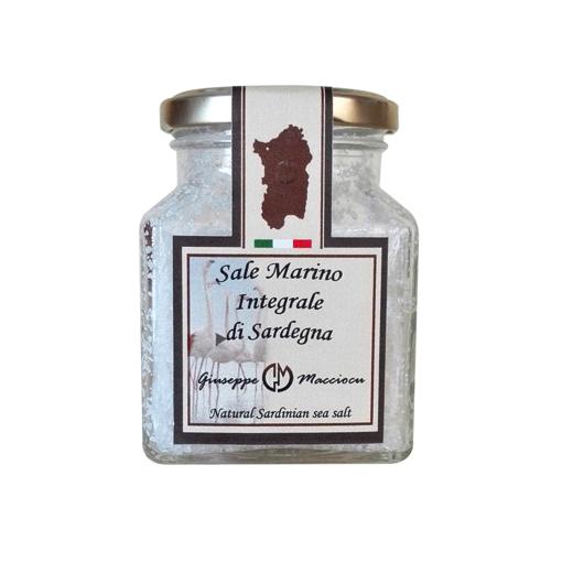 Picture of WHOLE SARDINIAN SEA SALT gr. 210- GIUSEPPE MACCIOCU