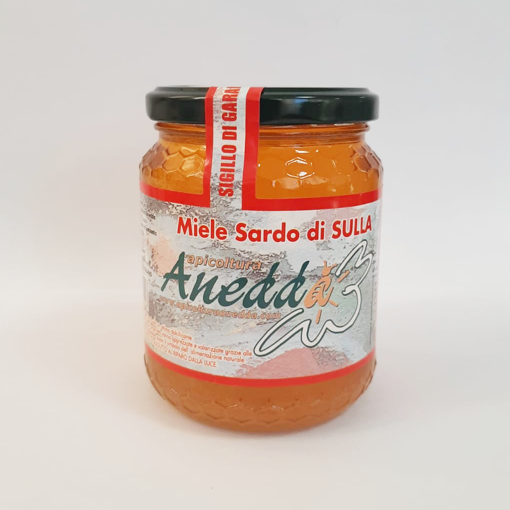 Picture of MIELE DI SULLA GR 500 - ANEDDA