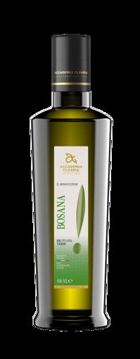 """Immagine di MONOCULTIVAR IL """"BOSANA"""" - bottiglia dorica cl. 50- ACCADEMIA OLEARIA"""